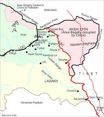 India vs China Border Tension Explained