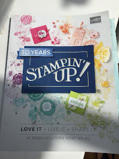 New Stampin Up Annual Catalogue. Stampin Up catalogue 2018