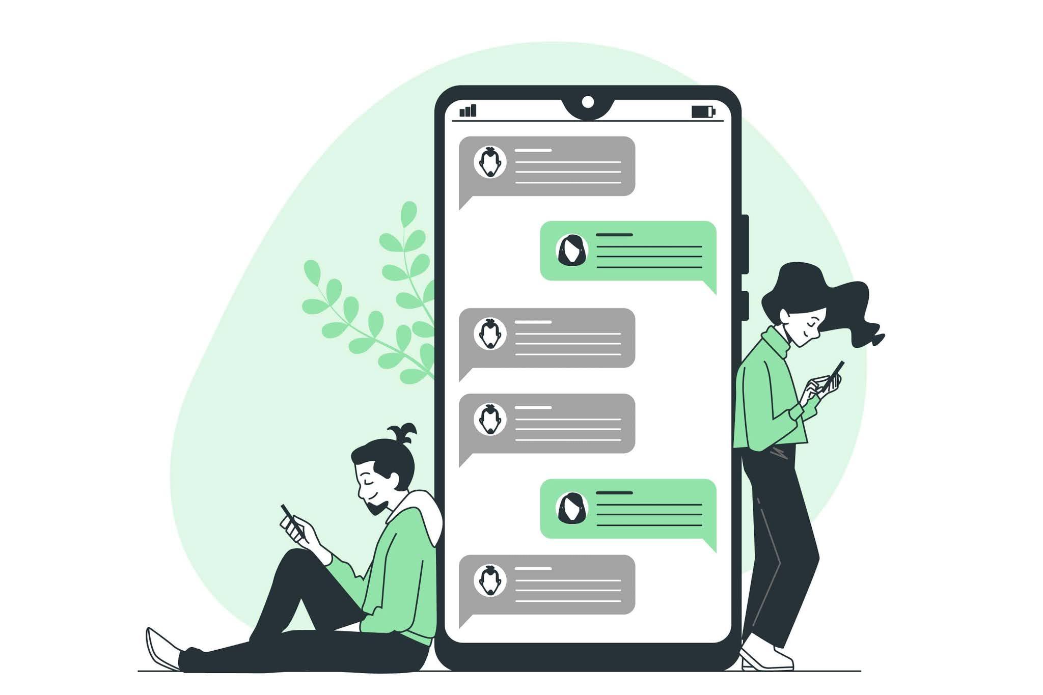 Şifreli Mesajlaşma Uygulamaları