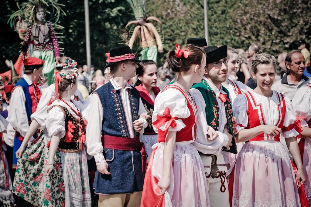poles diaspora