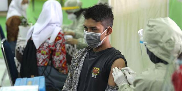 Masuki Hari Keenam, Vaksinasi Anak Di Jakarta Barat Masih Sepi Peminat