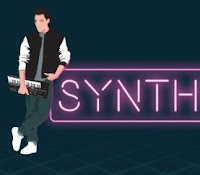 Sander, content creator for www.synthwavefan.nl!