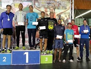 Atletismo Aranjuez Soria