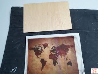 diy cartel mapamundi