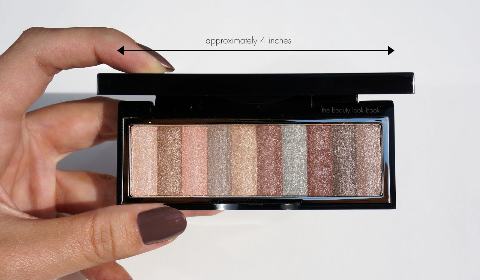 Bobbi Brown Sequin Shimmer Brick Eye Palette Holiday 2013