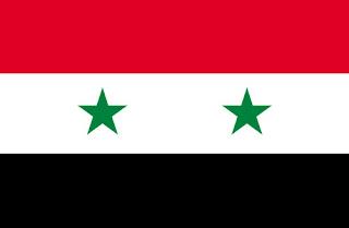 Gambar Bendera negara Suriah