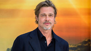 Fotografía de Brad Pitt