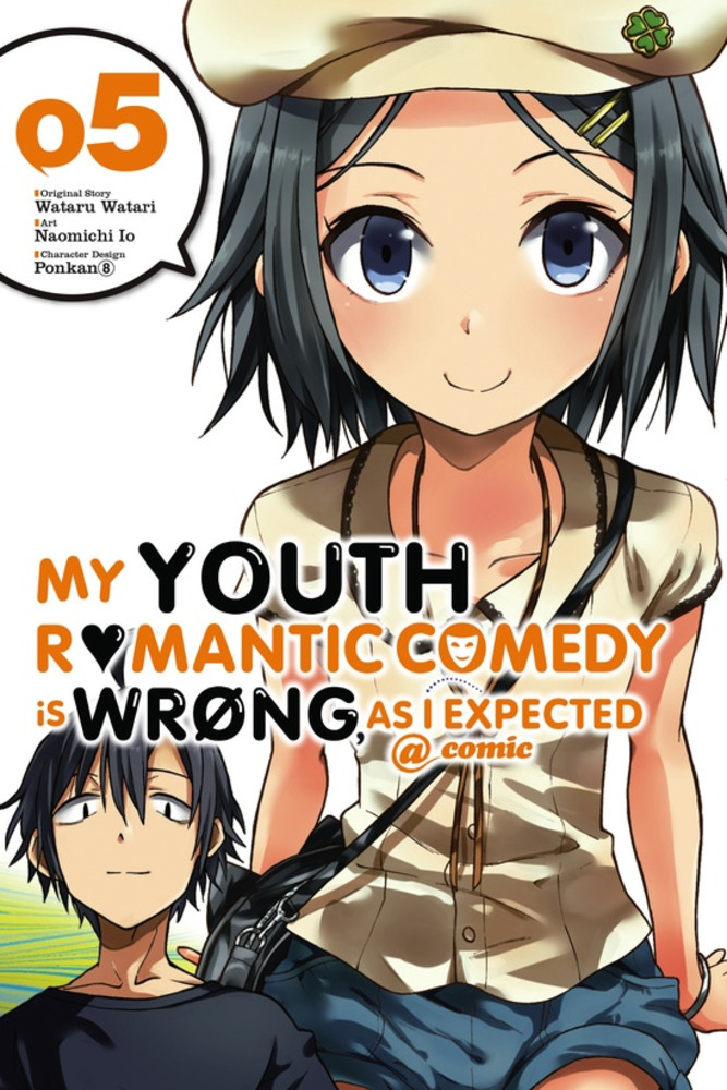 My Youth Romantic Comedy Is Wrong As I Expected Vol 05 Manga Review