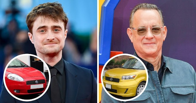15 Celebrities Who Earn Millions but Their Cars May Be Cheaper Than Yours
