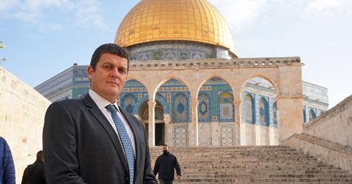 """Parlamentar israelense diz que o """"Terceiro Templo"""" está cada vez mais próximo"""