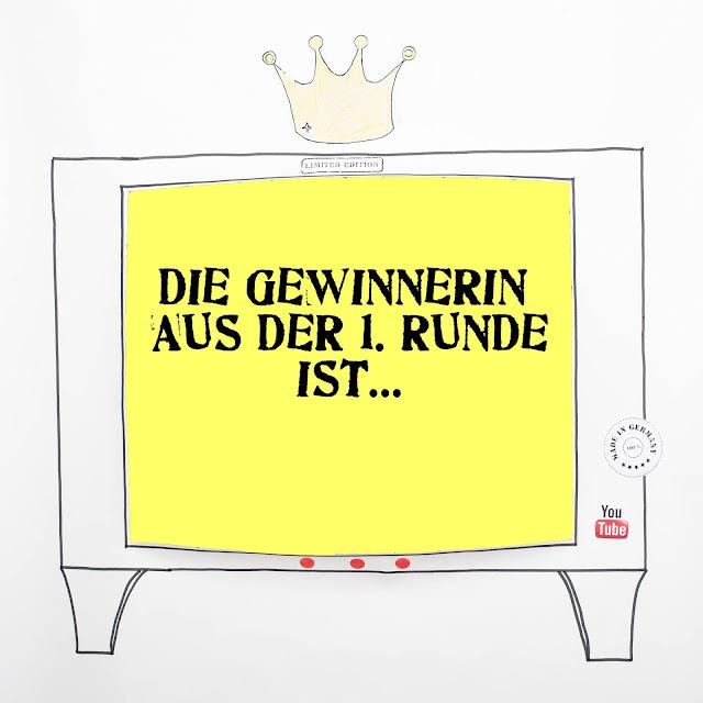 Verlosung Runde 2 zum 10 Jährigen Jubiläum von Annes Stempel-Design, Deutsche Spruch, Wort und Textstempel