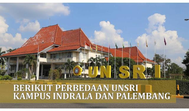 Gedung BAAK Universitas Sriwijaya Kampus Indralaya