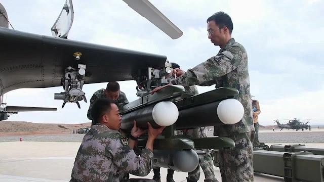 tên lửa Made in china