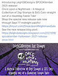 LeighSBDesigns New Releases Halloween 2021