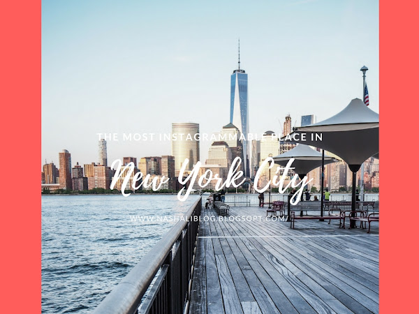 The Most Instagrammable Place in New York City