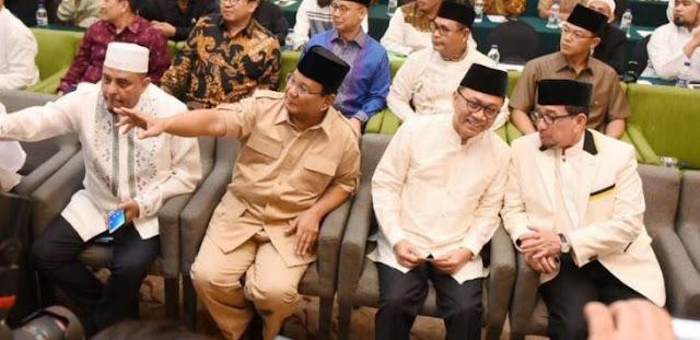 Mau Dukung Prabowo, Polisi Hentikan Long March Buruh di Jateng