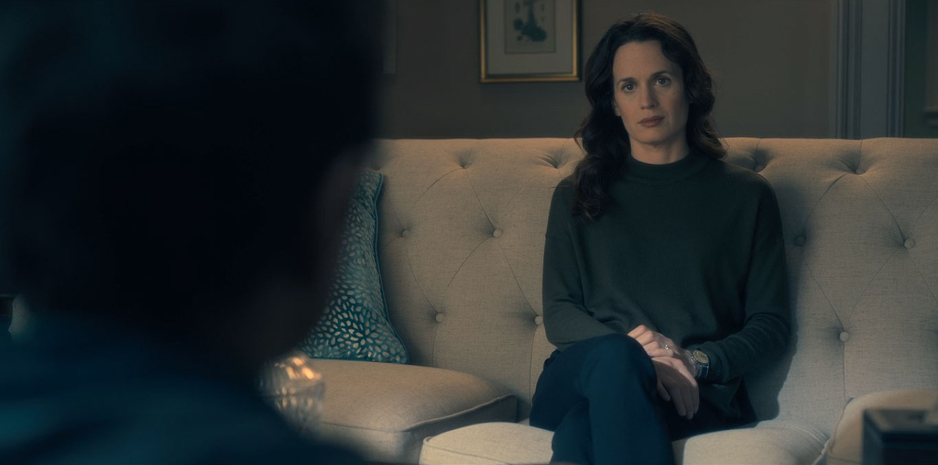 Elizabeth Reaser en The Haunting of Hill House
