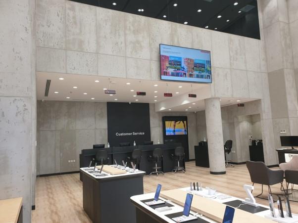 Samsung Opens the Largest Customer Service Center in Saudi Arabia