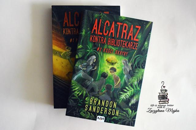 """Czy i tym razem uda się zwyciężyć? – recenzja książki #225 – Brandon Sanderson """"Kości skryby"""""""