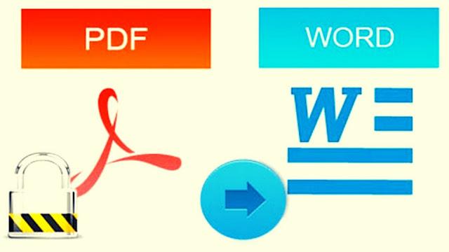 Situs Terbaik untuk Mengubah File PDF ke Word