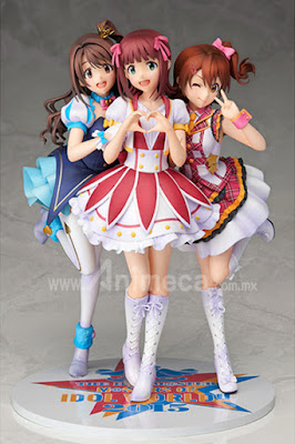 Figura THE IDOLM@STER 10th Memorial Edición Limitada