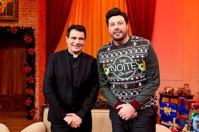 Padre Juarez e Danilo (Crédito: Beatriz Nadler)