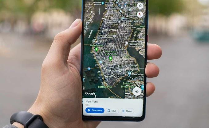 Google maps start showing alerts for level steps