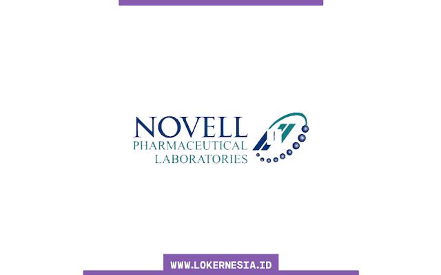 Lowongan Kerja PT Novell Pharmaceutical Laboratories Januari 2021