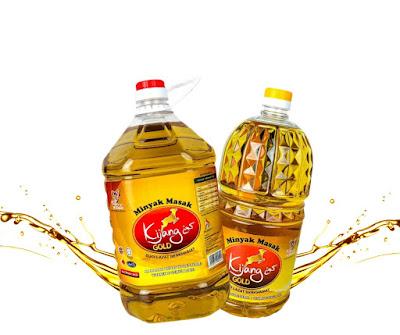 minyak masak kijang, produk muslim, minyak masak muslim, produk bumitera, minyak cap kijang