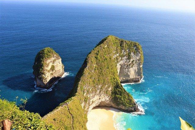 16 Pantai terbaik di Nusa Penida yang wajib Untuk Dikunjungi, pantai kelingking