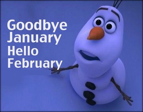 Bye Bye Januari, Hai Hai Februari