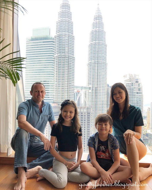Grand Hyatt KL staycation
