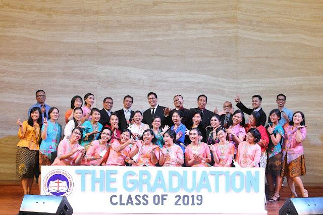 Kelulusan dan Pelepasan Siswa SMP Kristen Kalam Kudus Surakarta 2018/2019