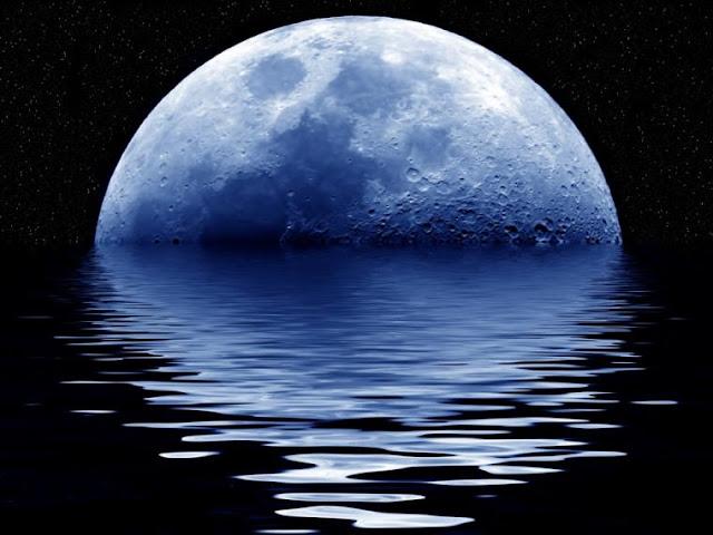 Луна 8 октября 2018 — мрачный 29 лунный день