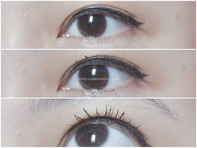 pixy waterproof mascara