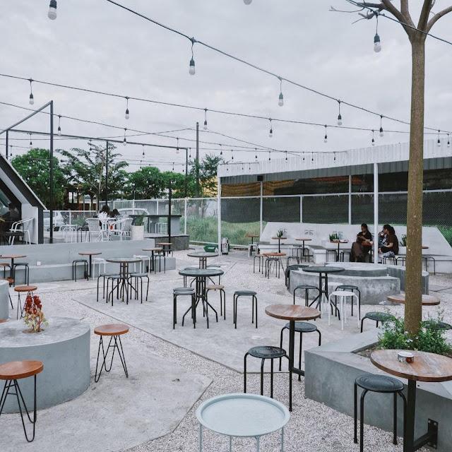 Cafe di Sidoarjo Yang Instagramable