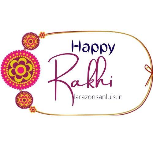 happy rakhi image