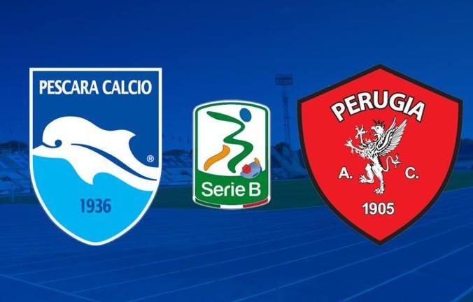 Serie B: Pescara-Perugia in Streaming Gratis con Sky