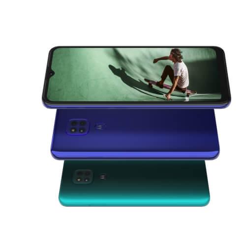 تنزيل خلفيات هاتف Moto G9 الرسمية بدقة عالية [ تحميل مباشر & FHD ]