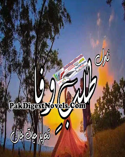 Talb E Wafa By Hayat Khan Urdu Novel Free Download Pdf