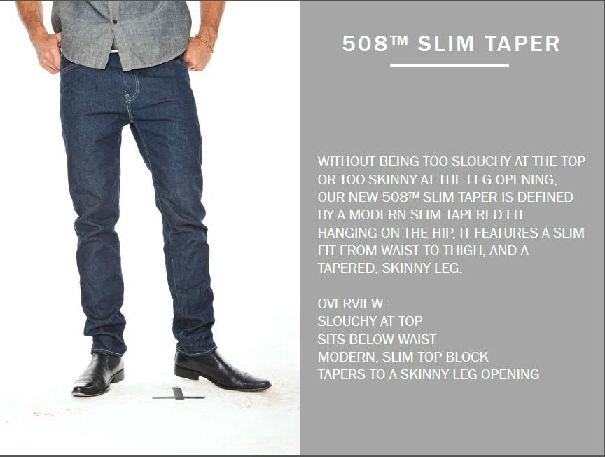 70634f5e017ad The smallest Press Release ever on Shopping, Style and Us. But an effective  one. The description above reminds me of chinos but I know that Levi's  would ...