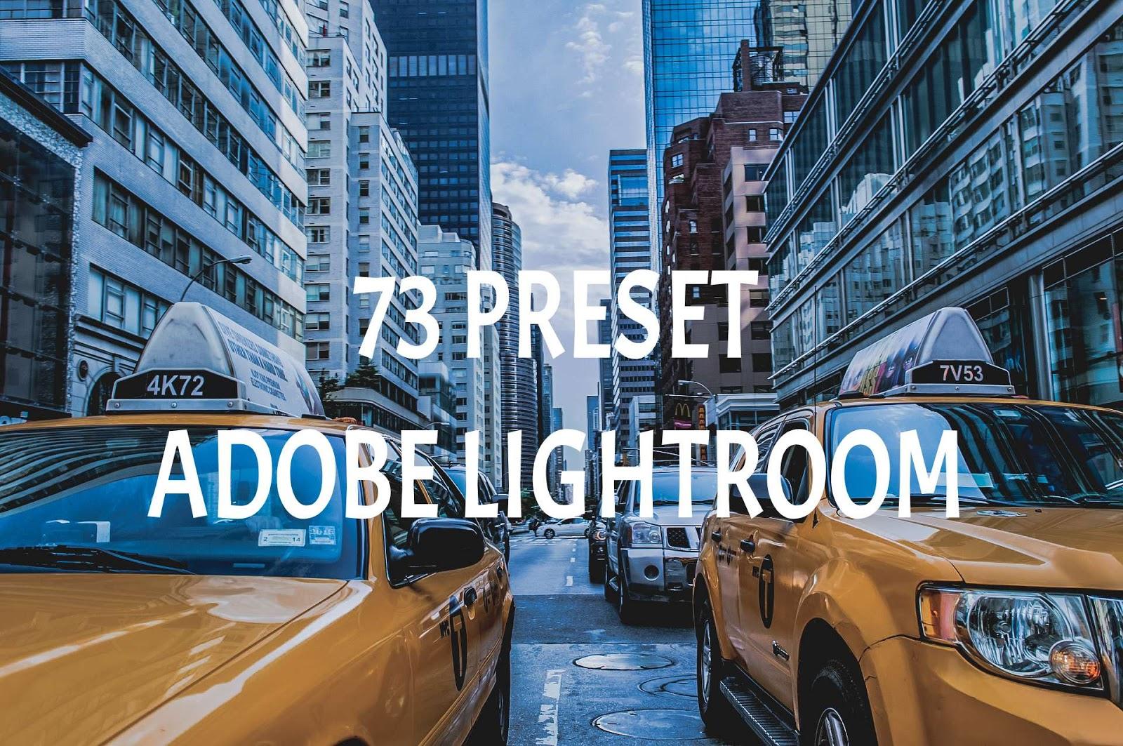 73 Preset Lightroom Untuk Android Terbaik