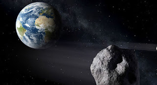 Asteroide de 1 km de diâmetro passa 'perto' da Terra neste sábado