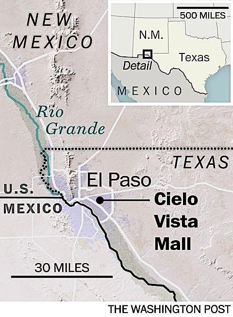 Twilight Language: Cielo Means Sky: Texas Mass Shooting