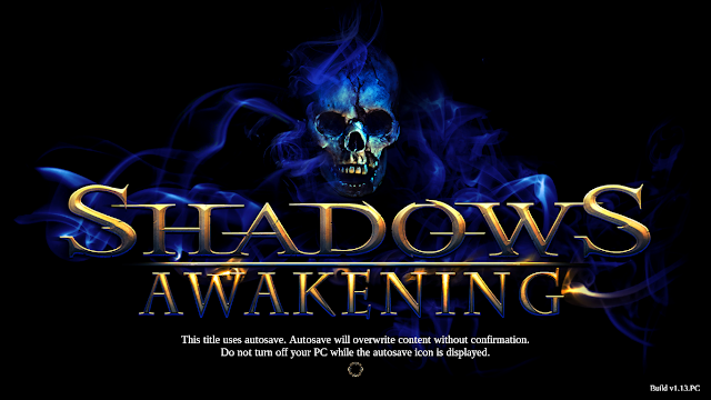 [Game] Shadows - Awakening