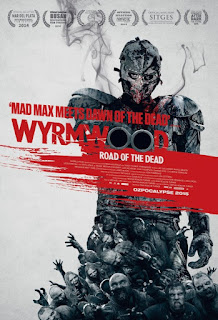 Wyrmwood Road of the Dead (2015) Poster