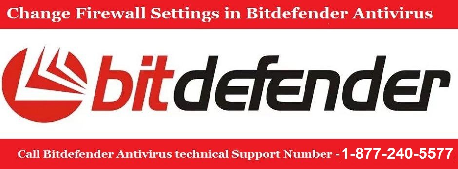 Firewall Settings in Bitdefender 2017