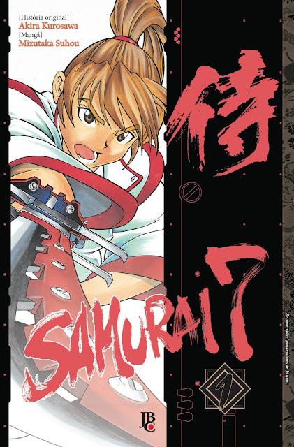 Samurai 7 mangá