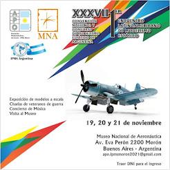XXXVI Convención Nacional IPMS Argentina