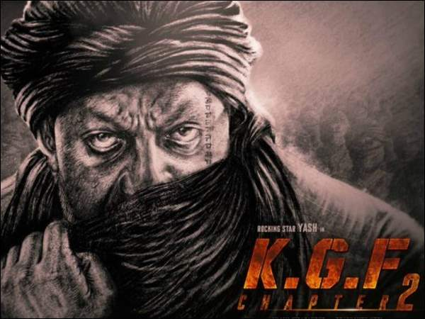 KGF Chapter 2 new upcoming movie first look, Poster of Snjay, Yash next movie download first look Poster, release date